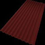 Ондулин Лист Смарт 950х1950 коричневый, Тюмень