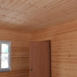 Деревянный дачный дом 5 м х 5 м под ключ за месяц., Тюмень
