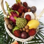 Экзотические фрукты, Тюмень
