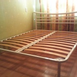Кровать двуспальную без матраса, Тюмень