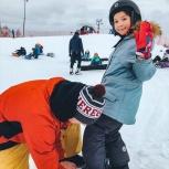 Инструктор по сноуборду, Тюмень