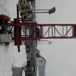 Подъемник мачтовый ПМГ-1Б на 1 тн, тележка с вык. лотком, в. 40 м., Тюмень