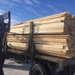 Продажа и доставка пиломатериала из Тюмени в ХМАО и ЯНАО, Тюмень