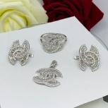 Комплект серебро 925 пробы, Тюмень