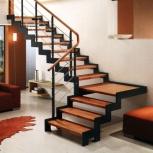 Облагородим Вашу лестницу!(бетон, металлокаркас), Тюмень