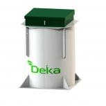 Автономная канализация BioDeka-10 C-800, Тюмень