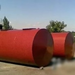 Резервуар стальной горизонтальный ргс-25, Тюмень