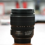 Canon EF-S 15-85mm F3.5-5.6 IS USM, Тюмень