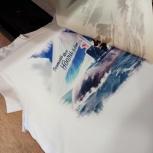 Печать на футболках и кружках, Тюмень