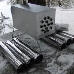 Теплообменник «Вектор-ВУ» (нерж. сталь) 12В, Тюмень