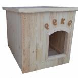 Будка для собак в Тюмени, Тюмень