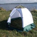 Палатка зимняя 3-2-х местн 3-х слой, Тюмень