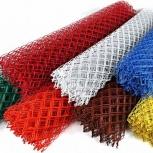 Сетка рабица собственного изготовления с доставкой в Тюмени, Тюмень