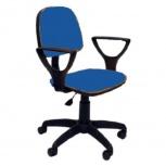 """Кресло офисное """"форум 2"""" синий, Тюмень"""