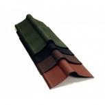 Коньковый элемент Ондулин коричневый длина - 1м, п, Тюмень
