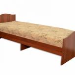 Кровать 190х80 дсп орех, Тюмень
