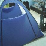 Палатка для зимней рыбалки 2х2 м., Тюмень