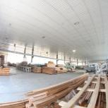 Высокорентабельный современный деревообрабатывающий завод, Тюмень