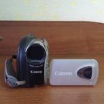 Цифровая видио камера canon dc301, Тюмень