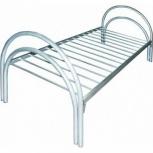 Кровать металлическая кр-2, Тюмень