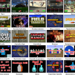 Игры для интерактивного лазерного тира более 60шт, Тюмень