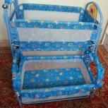Детская кроватка-трансформер 0-7 лет, Тюмень