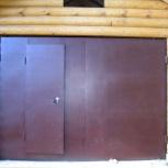Двери и Ворота из металла в Тюмени: гаражные, входные, коридорные, Тюмень
