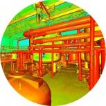 Наземное лазерное сканирование (3D-съемка, 3D-сканирование, НЛС), Тюмень