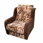 Кресло -кровать бонн коричневый, Тюмень
