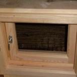 Деревянные оконные блоки, деревянные окна, Тюмень