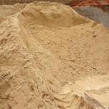 Песок строительный, Тюмень