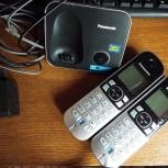 Цифровой беспроводной телефон PanasonicKX-TG6812RU, Тюмень