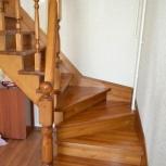 Лестницы деревянные Крыльцо Терраса, Тюмень