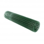 Сетка сварная ПВХ d=1,8 мм, ячейка 50х50, 1500х150, Тюмень
