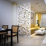 Красивые перегородки резные деревянные, Тюмень