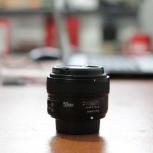 Yongnuo Nikon 50/1.8, Тюмень