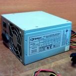 Блок питания Velton 450W + PCIe 6+2, Тюмень