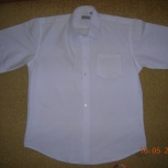 Мужская белая рубашка, Тюмень