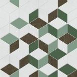 Плитка Декор Шахтинская плитка (Unitile)  400х250, Тюмень