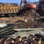 Демонтаж зданий и сооружений, Тюмень