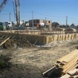 Строительство фундаментов, домов, Тюмень