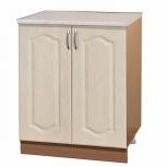 Шкаф-стол с дверцами шн60 перламутр, Тюмень
