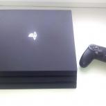 PS4 Pro (PlayStation 4 PRO), Тюмень