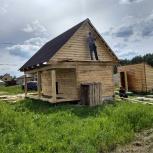 Кровля крыши, Строительство домов, бань, Тюмень