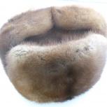 шапка-формовка норковая  мужская, Тюмень