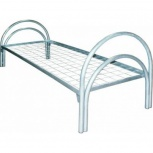 Кровать металлическая кр-01, Тюмень