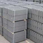 Камень бордюрный бетонный, Тюмень