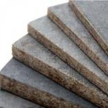 ЦСП (цементно-стружечная плита) по оптовым ценам с доставкой, Тюмень