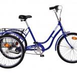 Велосипед Аист трехколесный для взрослых грузовой (Минский велозавод), Тюмень