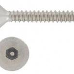 Саморез 6,3х38 антивандальный ART 9112 с потайной головкой, Тюмень